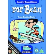 Mr Bean: The Animated Series - Volume 4 DVD