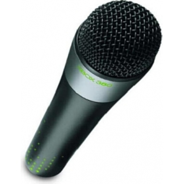 Official Wireless Microphone Xbox 360 - Image 2
