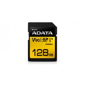 ADATA Premier ONE 128GB SDXC Card, UHS-II Class 10 (U3)
