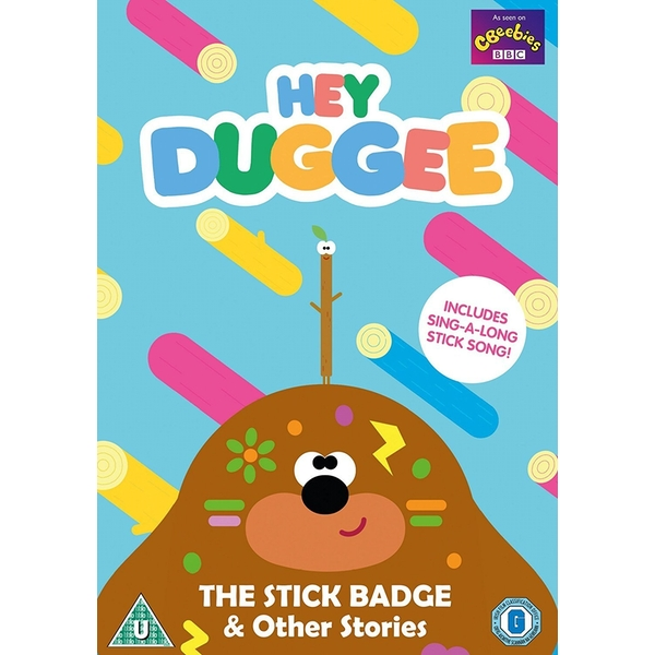 Hey Duggee - Stick Badge & Other Stories DVD