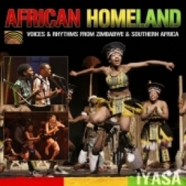 Iyasa African Homeland CD