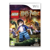 Lego Harry Potter Years 5-7 Game Wii [Used]