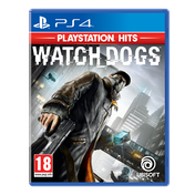 Watch Dogs Game PS4 (PlayStation Hits)