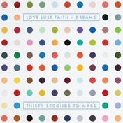Thirty Seconds to Mars Love Lust Faith + Dreams CD