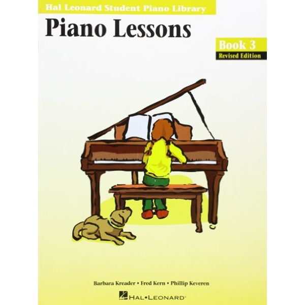Hal Leonard Student Piano Library: Piano Lessons: Book 3 by Hal Leonard Corporation (Paperback, 1999)
