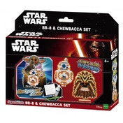Aquabeads Star Wars BB-8 and Chewbacca Set