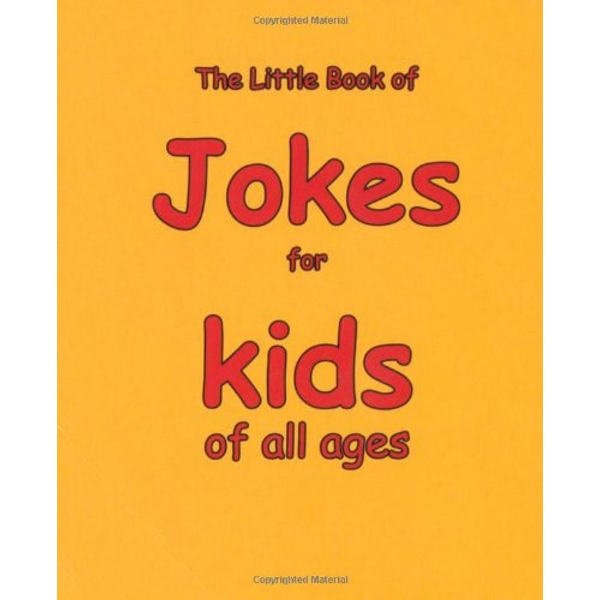 The Little Book of Jokes for Kids of All Ages by Zymurgy Publishing (Paperback, 2008)