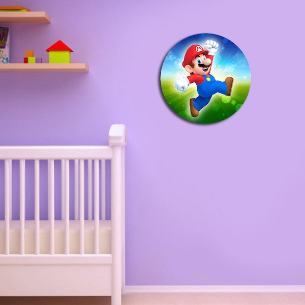 MDFCO-19 Multicolor Decorative MDF Painting