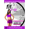 Fit In 5 To 20 Minutes: Muffin Top Burn Off DVD