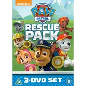 Paw Patrol 1-3 Rescue Pack (DVD)