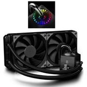 DeepCool CAPTAIN 240EX RGB liquid cooling