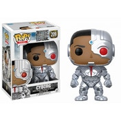 Cyborg (Justice League Movie) Funko Pop! Vinyl Figure