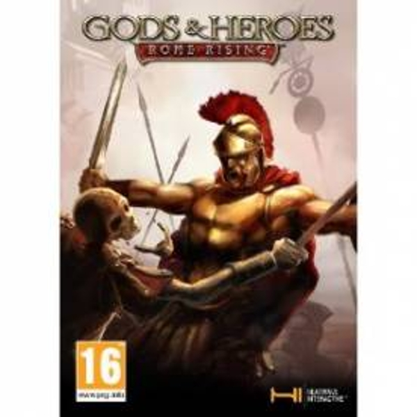 Gods and Heroes Game PC