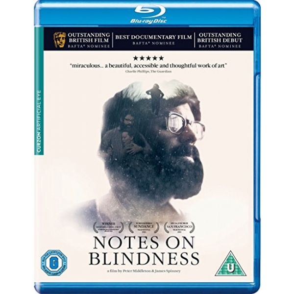 Notes On Blindness Blu-ray