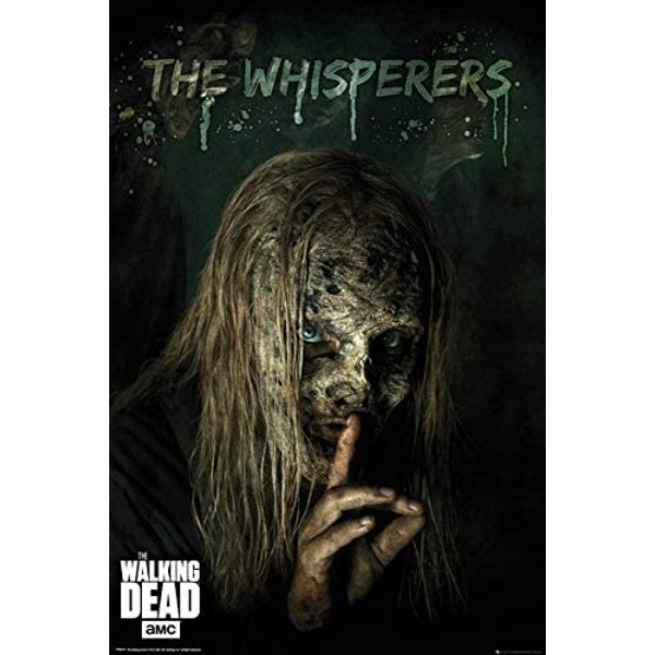 The Walking Dead - The Whisperers Maxi Poster
