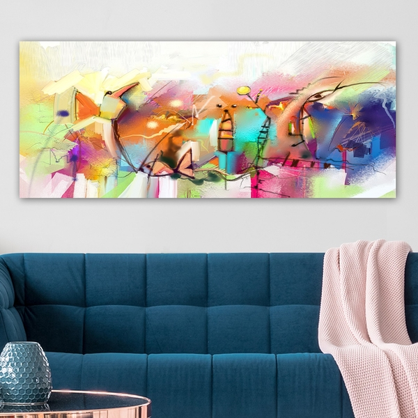 YTY732119671_50120 Multicolor Decorative Canvas Painting