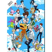 Digimon Adventure Tri: The Complete Movie Collection DVD
