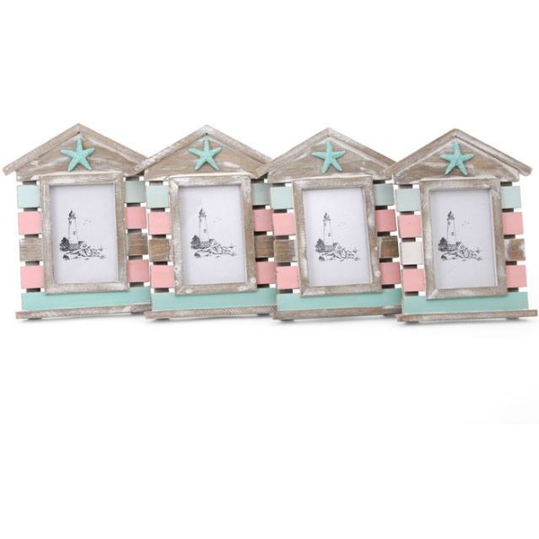 Box of 4 Large Pink And Green Frames - nzgameshop.com