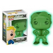 Glow in the Dark Vault Boy (Fallout) Funko Pop! Vinyl Figure