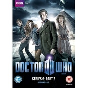 Doctor Who Series 6 Part 2 DVD