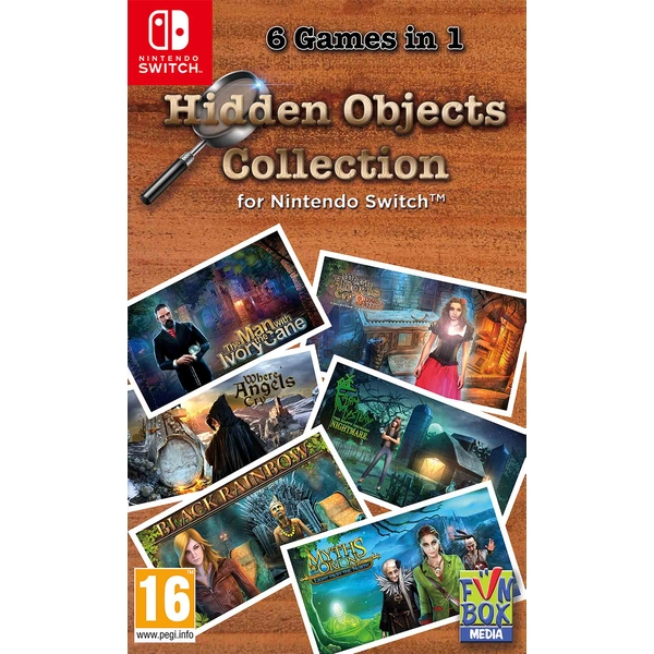 Hidden Objects Collection Nintendo Switch Game