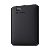 Western Digital WD Elements Portable external hard drive 1000 GB Black