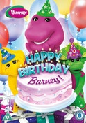 Barney: Happy Birthday Barney! DVD
