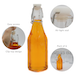 Clip Top Preserve Bottles - Set of 6 | M&W 250ml - Image 6