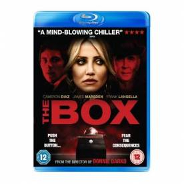 The Box Blu-Ray - Image 1