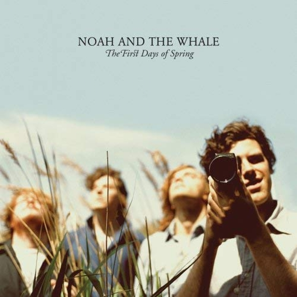 Noah and the Whale: The First Days of Spring CD