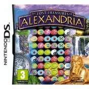Lost Treasures of Alexandria Extended Edition Game DS