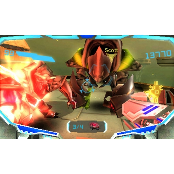 Metroid Prime Federation Force 3DS Game - Image 2