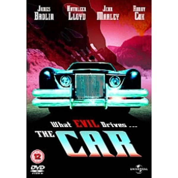 The Car DVD