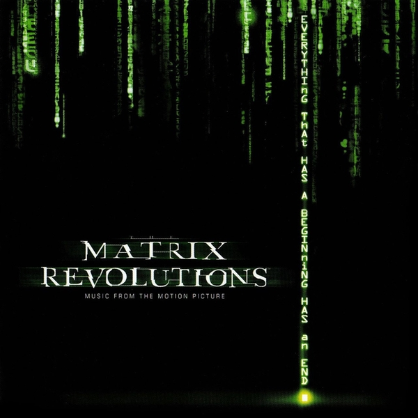 Various - The Matrix Revolutions: Music From The Motion Picture Vinyl