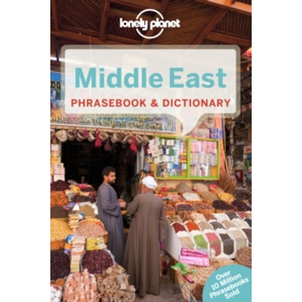 Lonely Planet Middle East Phrasebook & Dictionary by Lonely Planet (Paperback, 2013)