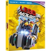 The LEGO Movie 3D Blu-ray & UV Copy
