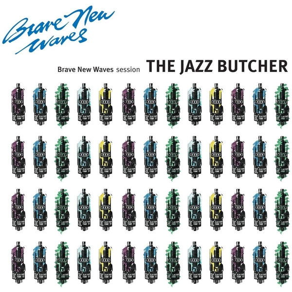Jazz Butcher - Brave New Waves Session Vinyl