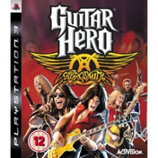 Guitar Hero Aerosmith Solus Game PS3