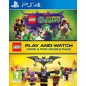 Lego DC Super-Villains Game & Film Double Pack PS4 Game