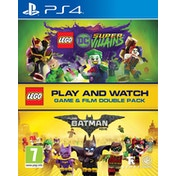 Lego DC Supervillains Double Pack PS4 Game