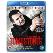 A Walk Among the Tombstones Blu-ray