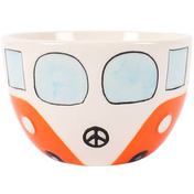 Orange Campervan Bowl