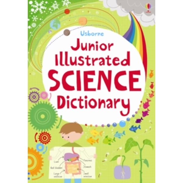 Junior Illustrated Science Dictionary by Lisa Gillespie, Sarah Khan (Paperback, 2013)