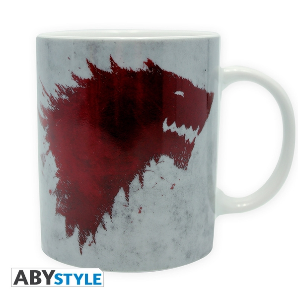 Game Of Thrones - The North Remembers Mug - Red