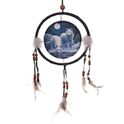 Wolf Warriors of Winter 16cm Dreamcatcher