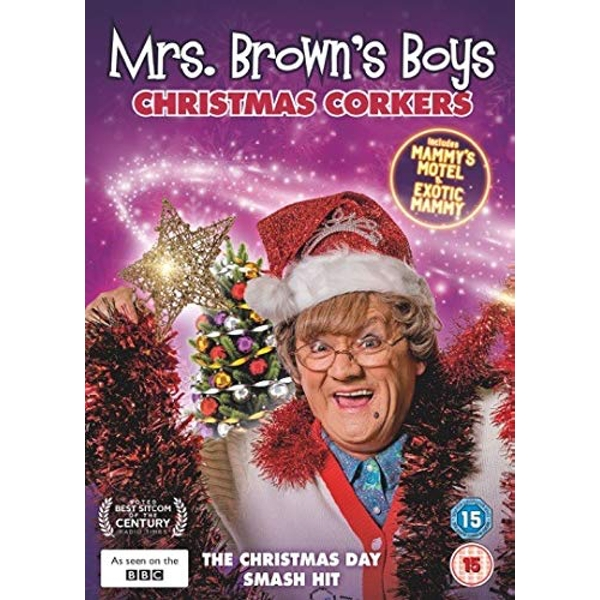 Mrs Brown's Boys: Christmas Corkers DVD