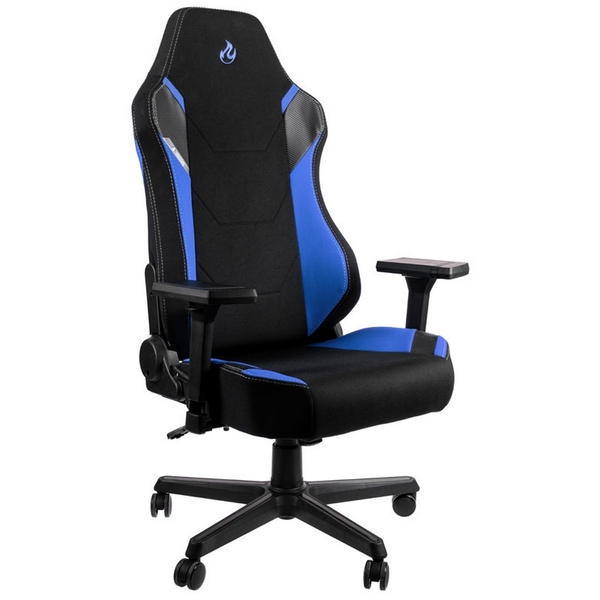 Nitro Concepts X1000 Gaming Chair - Black/Blue