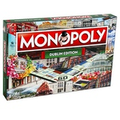 Dublin Monopoly Board Game