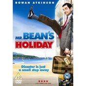 Mr Bean's Holiday 2007 DVD
