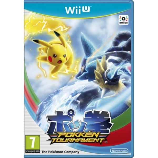 Pokken Tournament Wii U Game